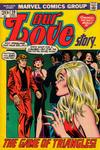 Cover for Our Love Story (Marvel, 1969 series) #20