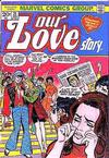 Cover for Our Love Story (Marvel, 1969 series) #21