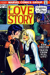 Cover for Our Love Story (Marvel, 1969 series) #22