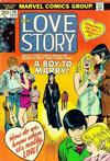 Cover for Our Love Story (Marvel, 1969 series) #24