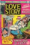 Cover for Our Love Story (Marvel, 1969 series) #29