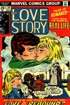 Cover for Our Love Story (Marvel, 1969 series) #30