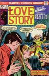 Cover for Our Love Story (Marvel, 1969 series) #35
