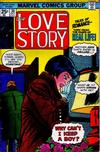 Cover for Our Love Story (Marvel, 1969 series) #36