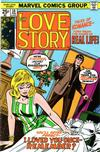 Cover for Our Love Story (Marvel, 1969 series) #38