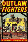 Cover for Outlaw Fighters (Marvel, 1954 series) #1