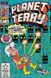 Cover for Planet Terry (Marvel, 1985 series) #3 [Direct Edition]