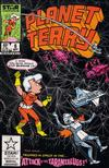 Cover for Planet Terry (Marvel, 1985 series) #6 [Direct Edition]