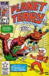 Cover for Planet Terry (Marvel, 1985 series) #7 [Direct Edition]