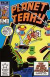 Cover for Planet Terry (Marvel, 1985 series) #9 [Direct Edition]