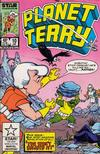 Cover for Planet Terry (Marvel, 1985 series) #10 [Direct Edition]