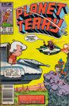 Cover for Planet Terry (Marvel, 1985 series) #11 [Newsstand Edition]