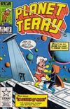 Cover for Planet Terry (Marvel, 1985 series) #12 [Direct Edition]