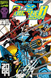 Cover for Punisher 2099 (Marvel, 1993 series) #4
