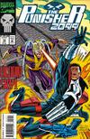 Cover for Punisher 2099 (Marvel, 1993 series) #12
