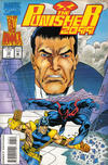 Cover for Punisher 2099 (Marvel, 1993 series) #13