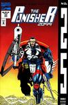 Cover for Punisher 2099 (Marvel, 1993 series) #25 [Newsstand]