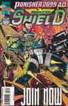 Cover for Punisher 2099 (Marvel, 1993 series) #28
