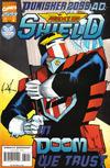 Cover for Punisher 2099 (Marvel, 1993 series) #31