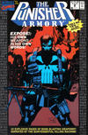 Cover for The Punisher Armory (Marvel, 1990 series) #2 [Newsstand]