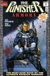 Cover for The Punisher Armory (Marvel, 1990 series) #3 [Direct]