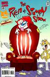 Cover for The Ren & Stimpy Show (Marvel, 1992 series) #25