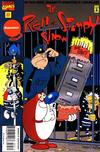 Cover for The Ren & Stimpy Show (Marvel, 1992 series) #35