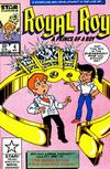 Cover for Royal Roy (Marvel, 1985 series) #4 [Direct]