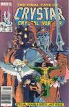 Cover Thumbnail for The Saga of Crystar, Crystal Warrior (1983 series) #11 [Newsstand]