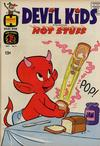 Cover for Devil Kids Starring Hot Stuff (Harvey, 1962 series) #6