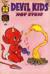 Cover for Devil Kids Starring Hot Stuff (Harvey, 1962 series) #7