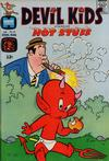 Cover for Devil Kids Starring Hot Stuff (Harvey, 1962 series) #22