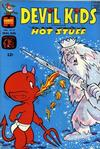 Cover for Devil Kids Starring Hot Stuff (Harvey, 1962 series) #23