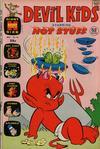 Cover for Devil Kids Starring Hot Stuff (Harvey, 1962 series) #54
