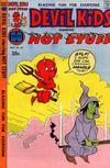 Cover for Devil Kids Starring Hot Stuff (Harvey, 1962 series) #88