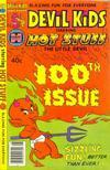 Cover for Devil Kids Starring Hot Stuff (Harvey, 1962 series) #100