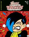 Cover for Love and Rockets (Fantagraphics, 1982 series) #11 [2nd printing]