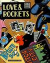 Cover for Love and Rockets (Fantagraphics, 1982 series) #30 [Second Printing]