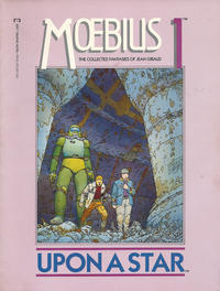 Cover Thumbnail for Moebius (Marvel, 1987 series) #1 - Upon a Star