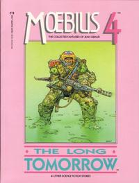 Cover Thumbnail for Moebius (Marvel, 1987 series) #4 - The Long Tomorrow & Other Science Fiction Stories