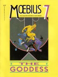 Cover Thumbnail for Moebius (Marvel, 1987 series) #7 - The Goddess