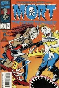 Cover Thumbnail for Mort the Dead Teenager (Marvel, 1993 series) #2