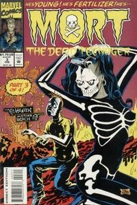 Cover Thumbnail for Mort the Dead Teenager (Marvel, 1993 series) #3