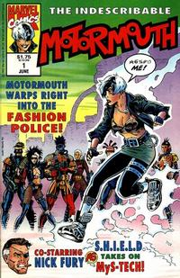 Cover Thumbnail for Motormouth (Marvel, 1992 series) #1