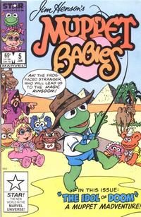 Cover Thumbnail for Muppet Babies (Marvel, 1985 series) #5
