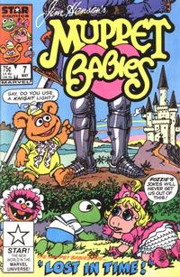 Cover Thumbnail for Muppet Babies (Marvel, 1985 series) #7