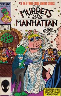 Cover Thumbnail for The Muppets Take Manhattan (Marvel, 1984 series) #3 [Direct]