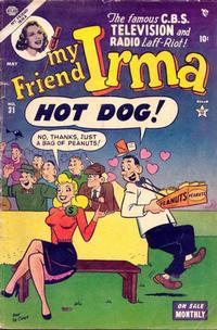 Cover Thumbnail for My Friend Irma (Marvel, 1950 series) #31
