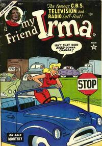 Cover Thumbnail for My Friend Irma (Marvel, 1950 series) #43