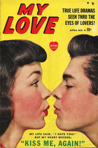 Cover Thumbnail for My Love (Marvel, 1949 series) #4